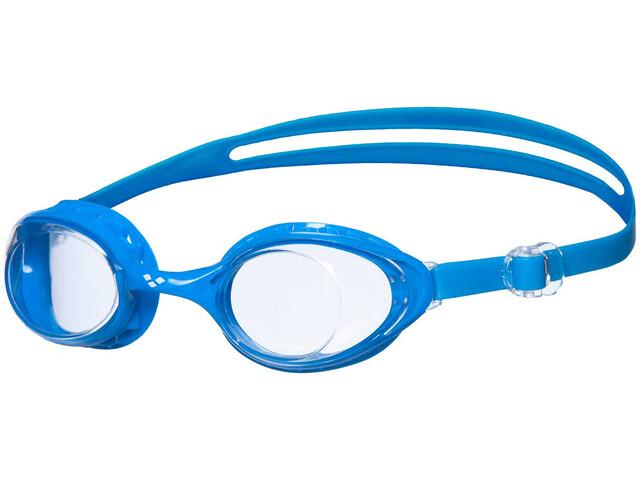 arena Airsoft Okulary pływackie, niebieski